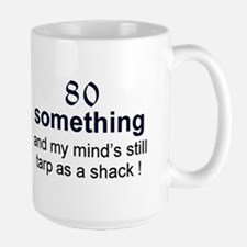 80 Something Mug
