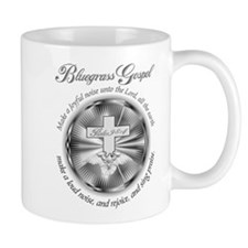 PSALM 98:4 BLUEGRASS Mug