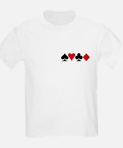 Poker! Kids T-Shirt