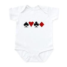 Poker! Infant Creeper