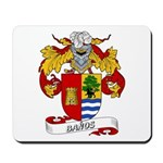 Baños Coat of Arms Mousepad