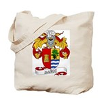 Baños Coat of Arms Tote Bag