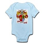 Baños Coat of Arms Infant Creeper
