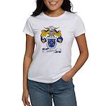 Bañuelos Coat of Arms Women's T-Shirt