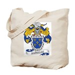 Bañuelos Coat of Arms Tote Bag