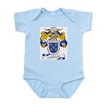 Bañuelos Coat of Arms Infant Creeper