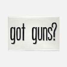 Got Guns? Rectangle Magnet