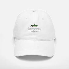 Trout Fishing Baseball Baseball Cap