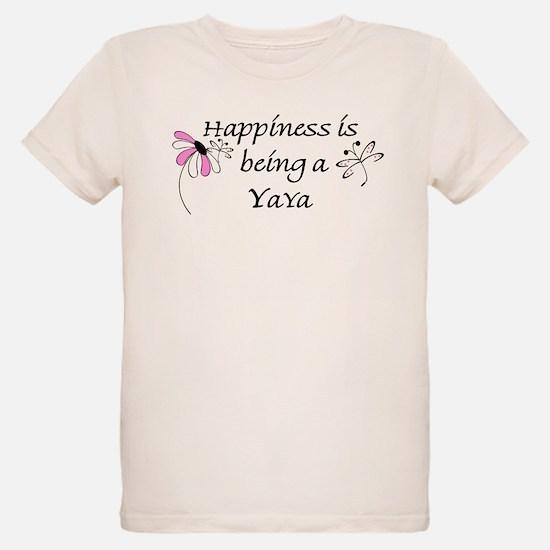 Happiness Is YaYa T-Shirt