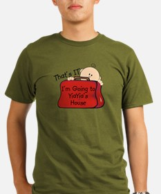 Going to YiaYia's Funny T-Shirt