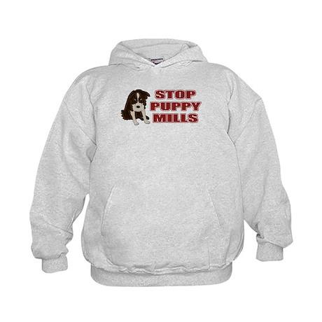 Stop Puppy Mills Kids Hoodie