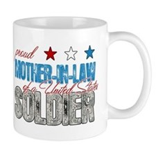 Proud Mother-In-Law of a Sold Mug