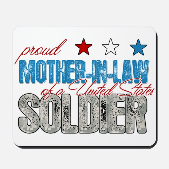 Proud Mother-In-Law of a Sold Mousepad