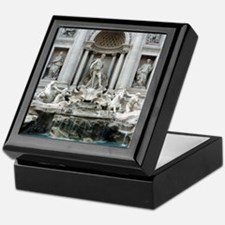 Trevi Fountain, Rome Italy Keepsake Box