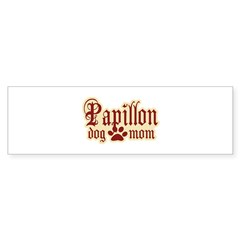 Papillon Mom Sticker (Bumper 50 pk)