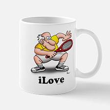 iLove-tennis Mug