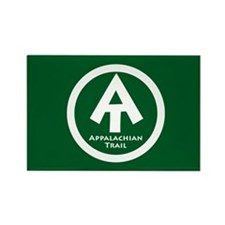 Appalachian Trail Rectangle Magnet Magnets