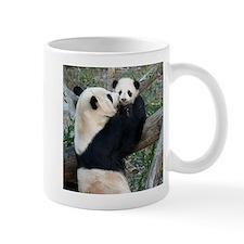 Mom & Baby Giant Pandas Mug