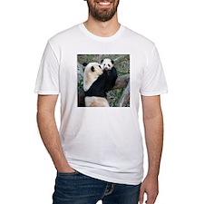 Mom & Baby Giant Pandas Shirt