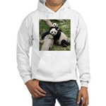 Mom & Baby Giant Pandas Hooded Sweatshirt