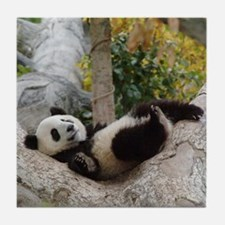 Giant Panda Tile Coaster