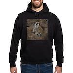 Meerkats Hoodie (dark)