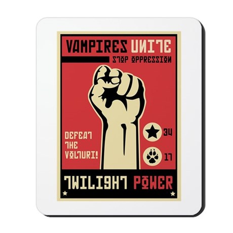 Twilight Power Mousepad