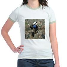 Giant Panda Jr. Ringer T-Shirt