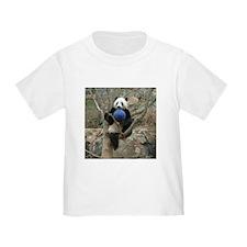 Giant Panda Toddler T-Shirt
