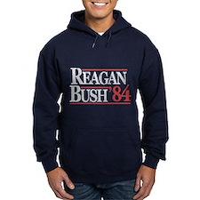 Reagan Bush '84 Hoodie