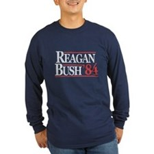 Reagan Bush '84 T