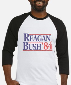 Reagan Bush '84 Baseball Jersey
