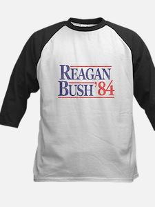 Reagan Bush '84 Kids Baseball Jersey