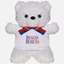 Reagan Bush '84 Teddy Bear
