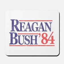 Reagan Bush '84 Mousepad