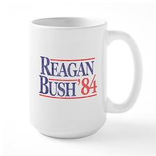 Reagan Bush '84 Mug