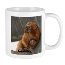 Golden Lion Tamarins Mug