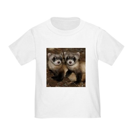 Black-footed Ferrets Toddler T-Shirt