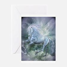 Cute Pony tale Greeting Card