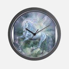 Cute Pegasus Wall Clock