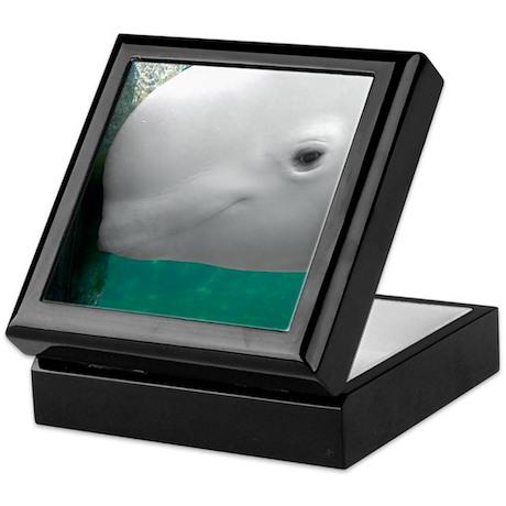 Beluga Watching Keepsake Box