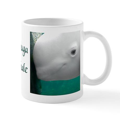 Beluga Watching Mug
