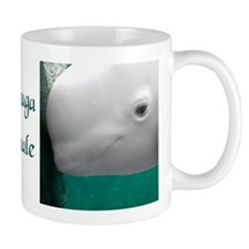 Beluga Watching Mug