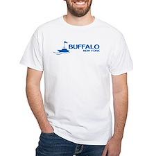 Buffalo NY Boating Shirt