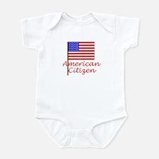 American Citizen Infant Bodysuit