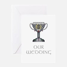 Celtic Wedding Greeting Card