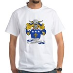 Berenguer Coat of Arms White T-Shirt