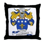 Berenguer Coat of Arms Throw Pillow