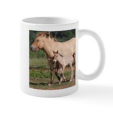 Przewalski's Wild Horses Mug