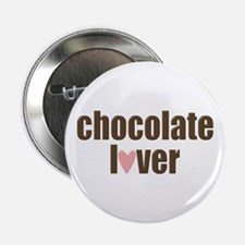 """Chocolate Lover 2.25"""" Button"""